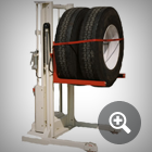 High Lift Wheel Dolly